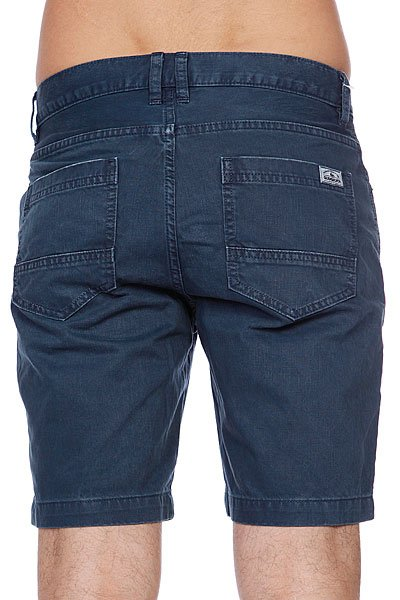 Шорты Quiksilver Kracker Short 19 Washed Navy Proskater.ru 1449.000