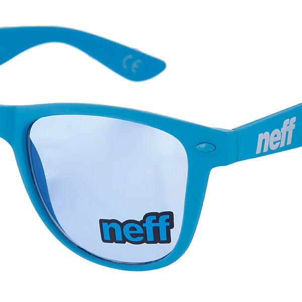 Очки Neff Daily Shades Blue Soft Touch