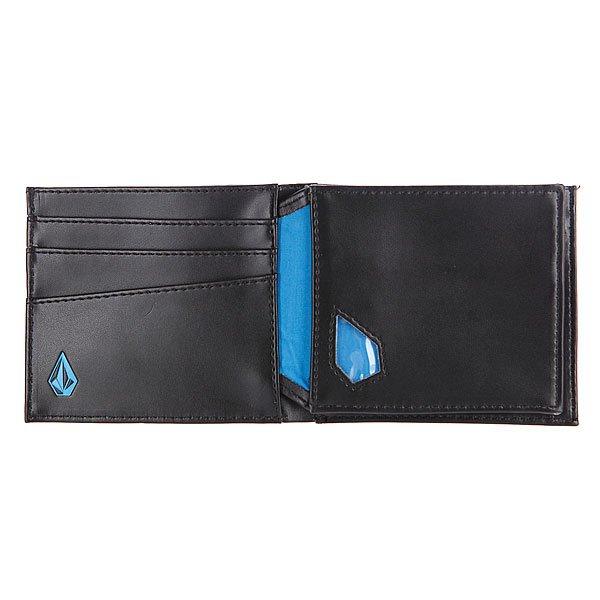 Кошелек Volcom Reform Pu Wallet S Black Proskater.ru 909.000