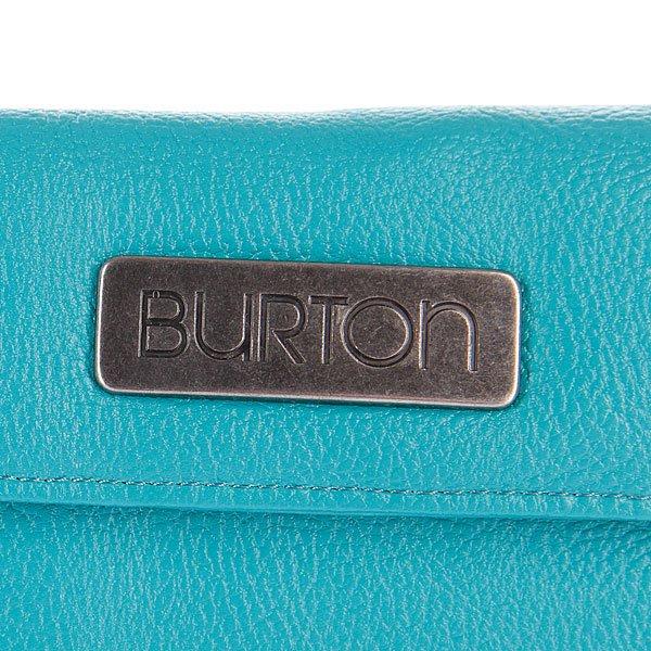 Кошелек женский Burton Wms Tri Fold Wallet Ultramarine Proskater.ru 1350.000