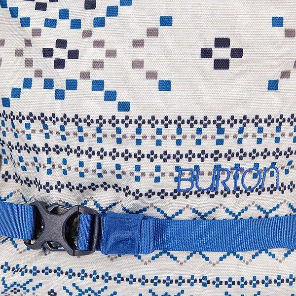 Рюкзак женский Burton Day Hiker 23L Wmn Pixilated Fairisle Proskater.ru 3900.000