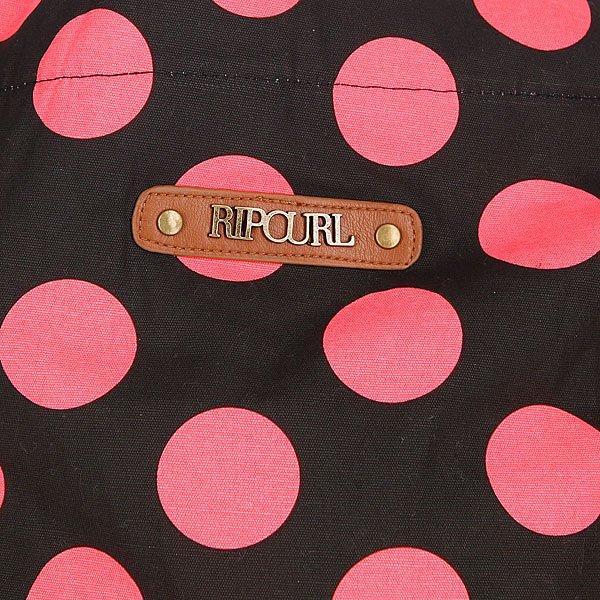 фото Сумка женская Rip Curl Nuhea Beach Bag Solid Black - картинка [2]