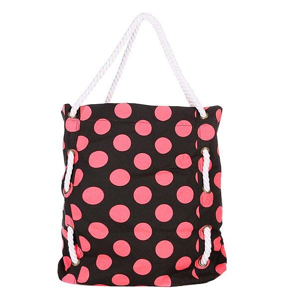 фото Сумка женская Rip Curl Nuhea Beach Bag Solid Black - картинка [3]