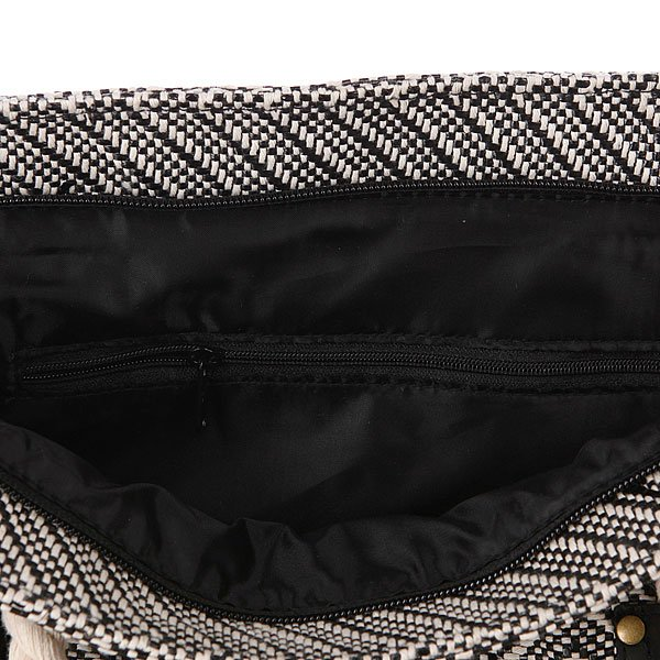 фото Сумка женская Rip Curl Haleiwa Beach Bag Solid Black - картинка [4]