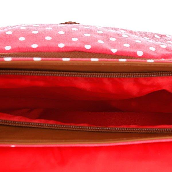 фото Сумка женская Rip Curl Plumetis Shoulder Bag Poinsettia Red - картинка [4]