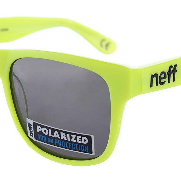 Очки Neff Thunder Shades Neon Yellow