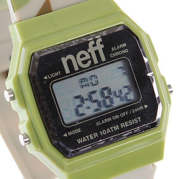 Часы Neff Flava Xl Camo Proskater.ru 1830.000