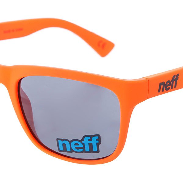 Очки Neff Chip Orange Soft Touch