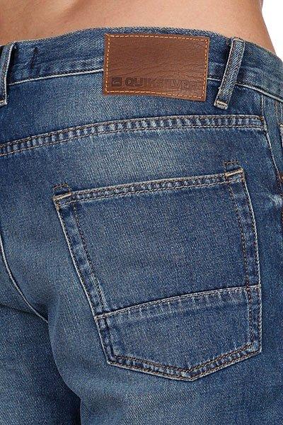 Шорты джинсовые Quiksilver Kracker Denim Short Worn Out Proskater.ru 1799.000