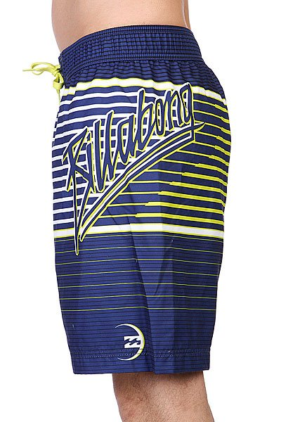 Шорты Пляжные Billabong All League Navy Proskater.ru 1959.000