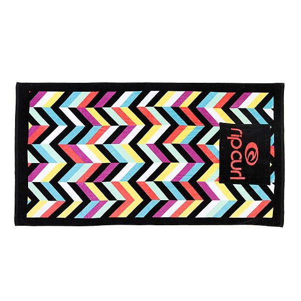 Полотенце женское Rip Curl Praya Beach Towel Multico Proskater.ru 1709.000