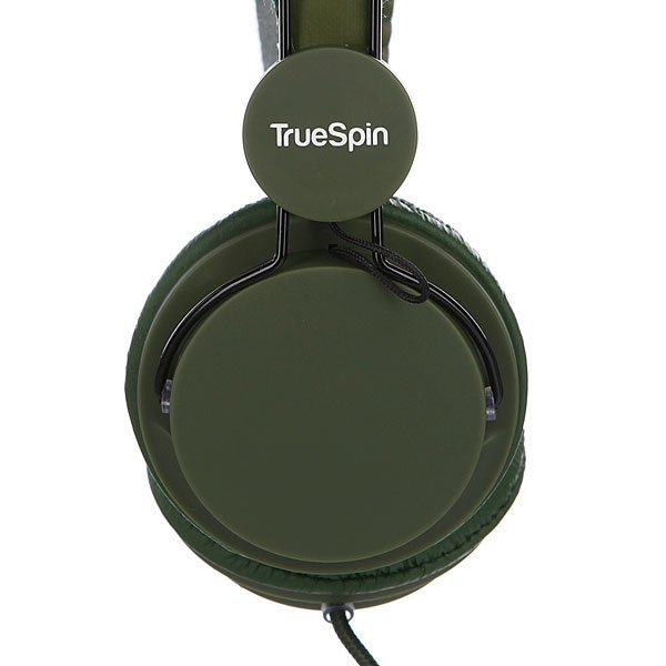 Наушники True Spin Basic Headphone Olive Proskater.ru 990.000