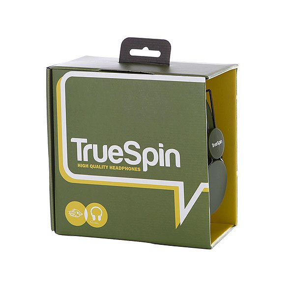 Наушники True Spin Basic Headphone Olive Proskater.ru 990.000