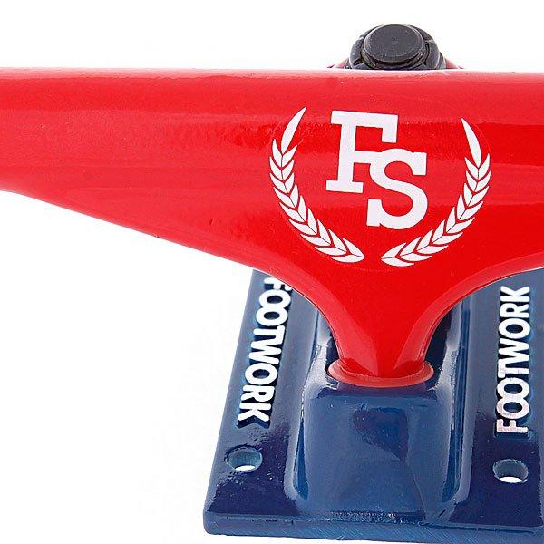 Подвески для скейтборда 2шт. для скейтборда Footwork Crown Monaco 7.75 (19.7 см) Proskater.ru 1540.000