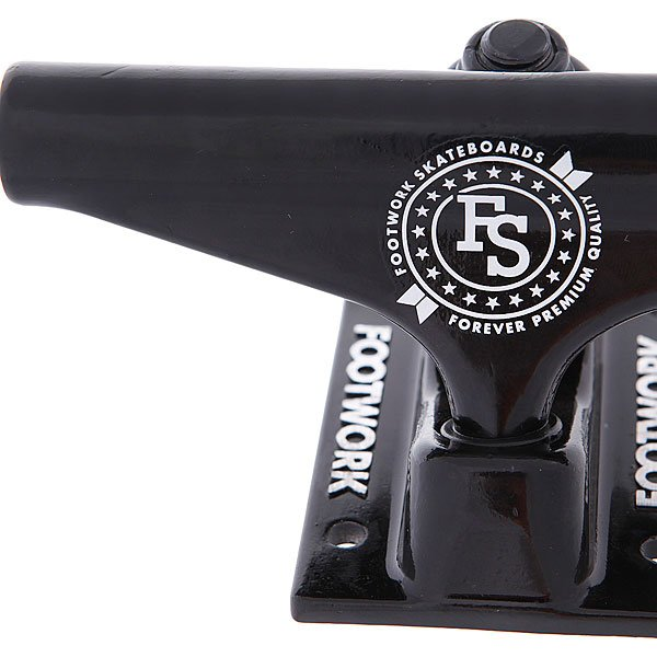 Подвески для скейтборда 2шт. для скейтборда Footwork Icon Black 5 (19.7 см) Proskater.ru 1540.000