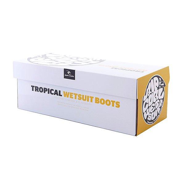Гидроботинки Rip Curl Reefer Boot 1.5Mm S/Toe Black/Charcoal Proskater.ru 1890.000