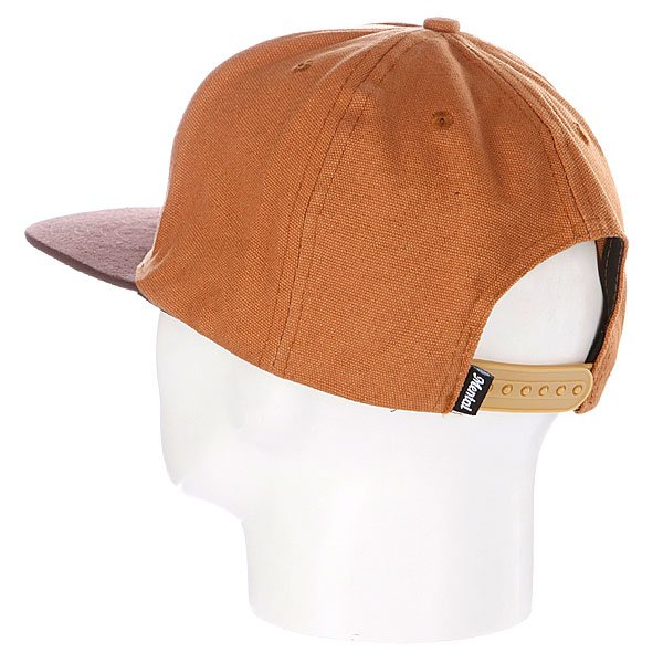 Бейсболка Skate Mental Take A Hike Brown Suede Proskater.ru 1610.000