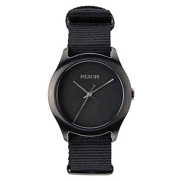 Часы женские Nixon Mod All Black Proskater.ru 4550.000