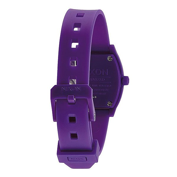 Часы женские Nixon Small Time Teller P Purple Proskater.ru 3450.000