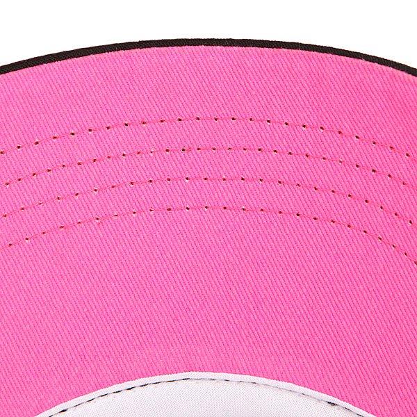фото Бейсболка женская Rusty Jam Trucker Knockout Pink - картинка [4]