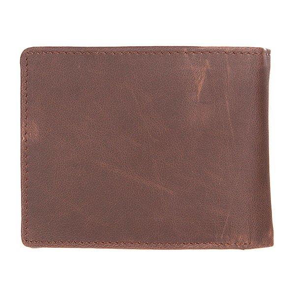 Кошелек Rusty Flipping Wallet Chocolate Proskater.ru 569.000