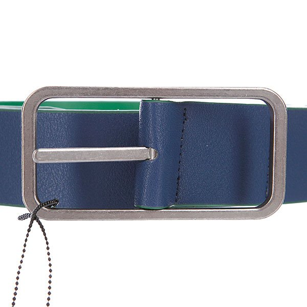 Ремень Nixon Graham Reversible Belt Faded Navy/Kelly Green Proskater.ru 1950.000