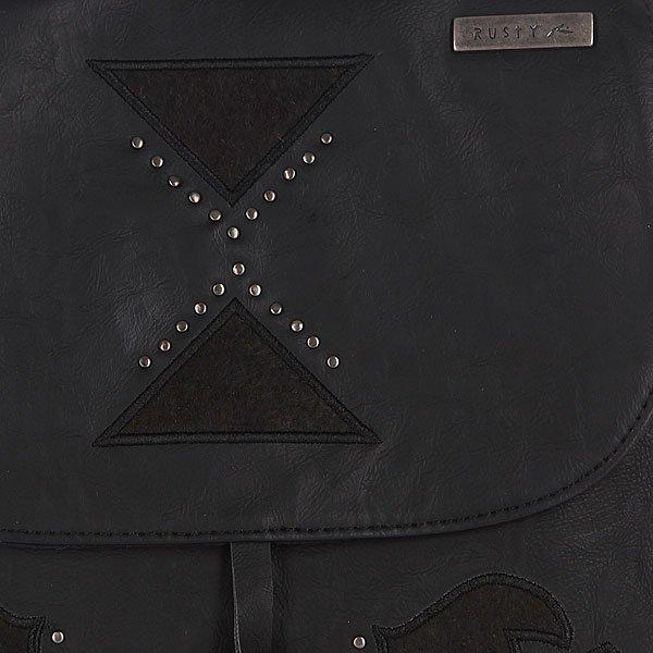 Сумка женская Rusty Cowgirl Handbag Black Proskater.ru 909.000