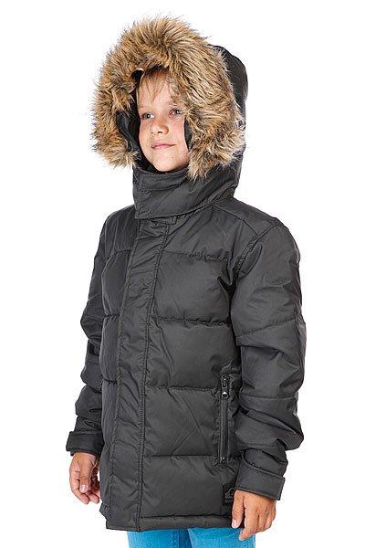 Куртка детская Quiksilver Humber Youth Dark Grey Proskater.ru 5480.000