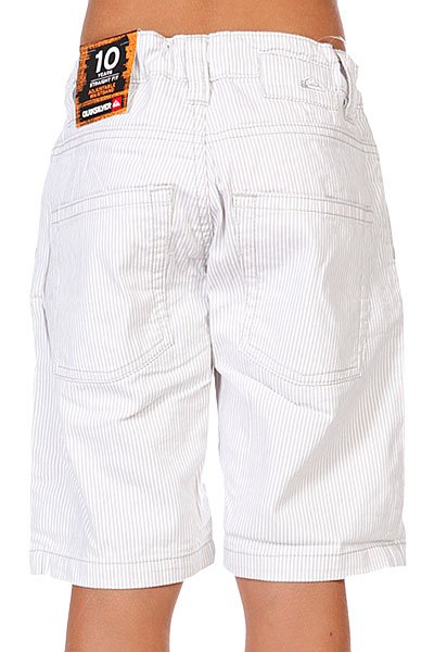 Шорты детские Quiksilver Speed Trap Youth White Proskater.ru 2120.000