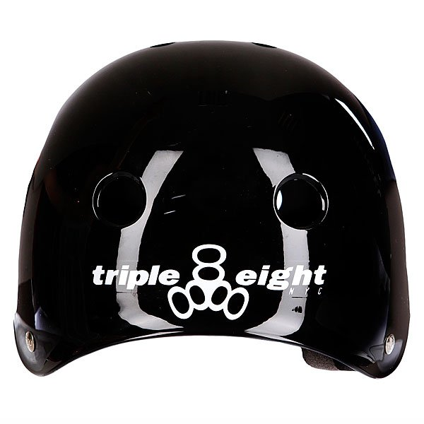 Шлем для скейтборда Triple Eight Brainsaver Black Proskater.ru 1950.000