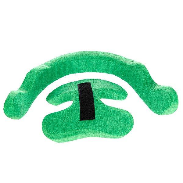 Шлем для скейтборда Triple Eight Brainsaver Carbon Rubber W/Green Proskater.ru 2430.000