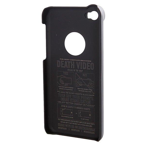 Чехол для Iphone Death Lens Fisheye Lens Bright Green Box 5c Proskater.ru 1690.000