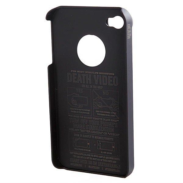 Чехол для Iphone Death Lens Wide Angle Lens Lt. Blue Box 4/4s Proskater.ru 960.000