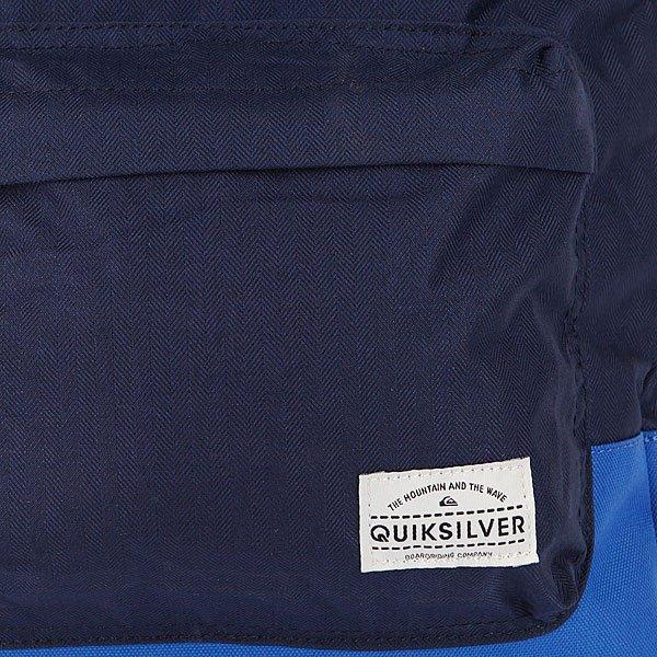 Рюкзак Quiksilver Tracker Nvy Blazer Heat Proskater.ru 2190.000