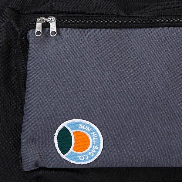 Чехол для лонгборда Skate Bag Sun Hill Black/Grey Proskater.ru 2100.000