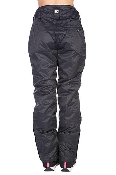 Штаны сноубордические женские Iguana Ladies Pant Black Proskater.ru 7030.000