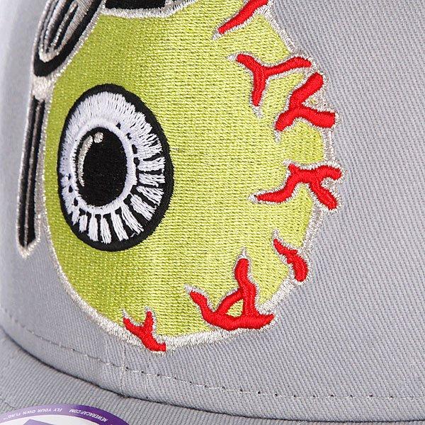 Бейсболка детская Grenade Eyeball Gray Proskater.ru 1280.000