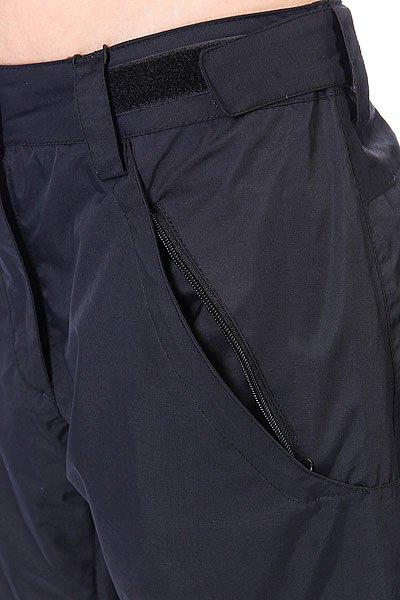 Штаны сноубордические женские Colour Wear Ws Ttr Black Proskater.ru 5390.000