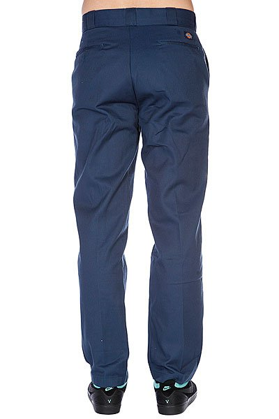Штаны Dickies Flannelette Lined Work Pants Navy Proskater.ru 2840.000