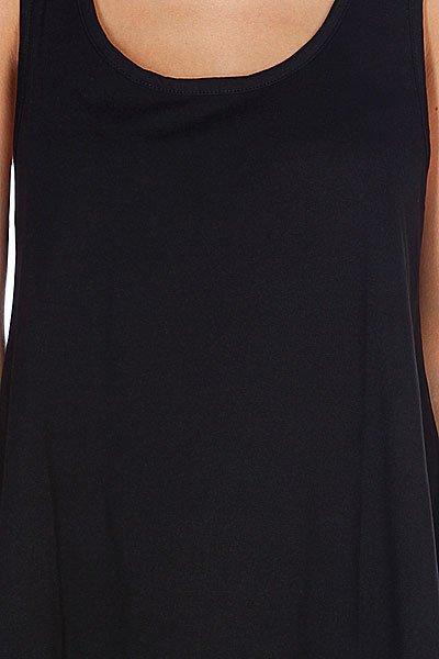 Платье женское Rusty Jewel Dress Black Proskater.ru 1079.000