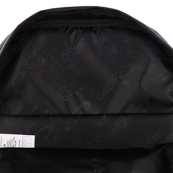 Рюкзак Oakley B1b Pack Black/White 25l Proskater.ru 1850.000