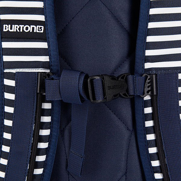 Рюкзак Burton Treble Yell Pack Nautical Stripe 21l Proskater.ru 3000.000