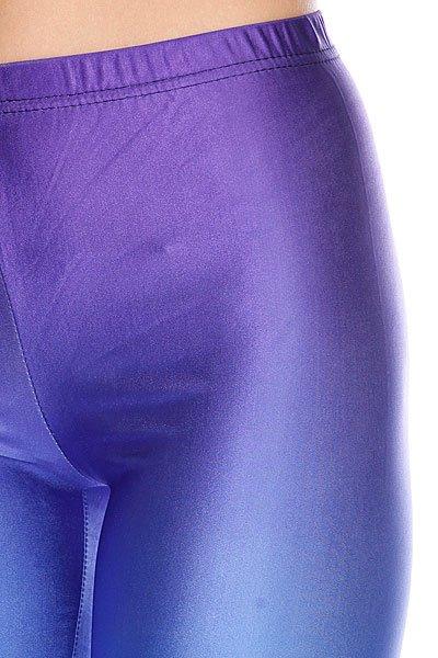 Леггинсы женские Turbo-FB Flora Blue/Violet Proskater.ru 1400.000