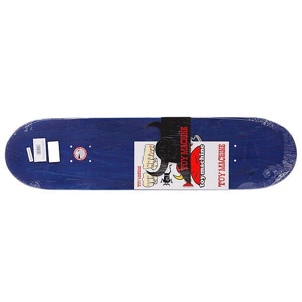 Дека для скейтборда для скейтборда Toy Machine Su4 Since 93 31.8 x 8.25 (21 см) Proskater.ru 2400.000