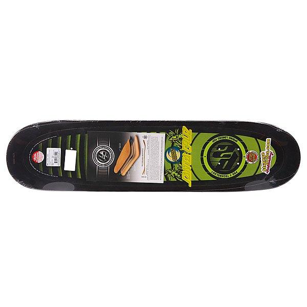 Дека для скейтборда для скейтборда Santa Cruz Su4 Shuriken Weed Panther P2 31.6 x 8.0 (20.3 см) Proskater.ru 3560.000