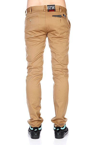 Штаны DC Worker Slim Pant 34 Stoat Proskater.ru 3450.000