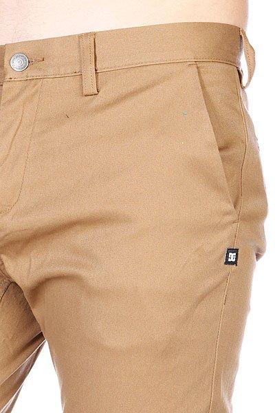 Штаны DC Worker Slim Pant 34 Stoat Proskater.ru 3450.000