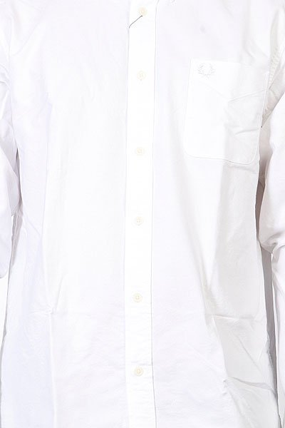 Рубашка Fred Perry Classic Oxford Shirt White Proskater.ru 5350.000