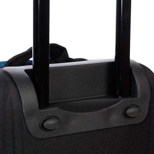 фото Сумка женская дорожная женская Rip Curl Folda Cabin Trolley Solid Black - картинка [4]