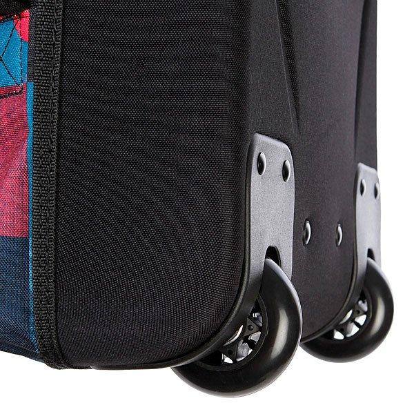 фото Сумка женская дорожная женская Rip Curl Folda Cabin Trolley Solid Black - картинка [5]